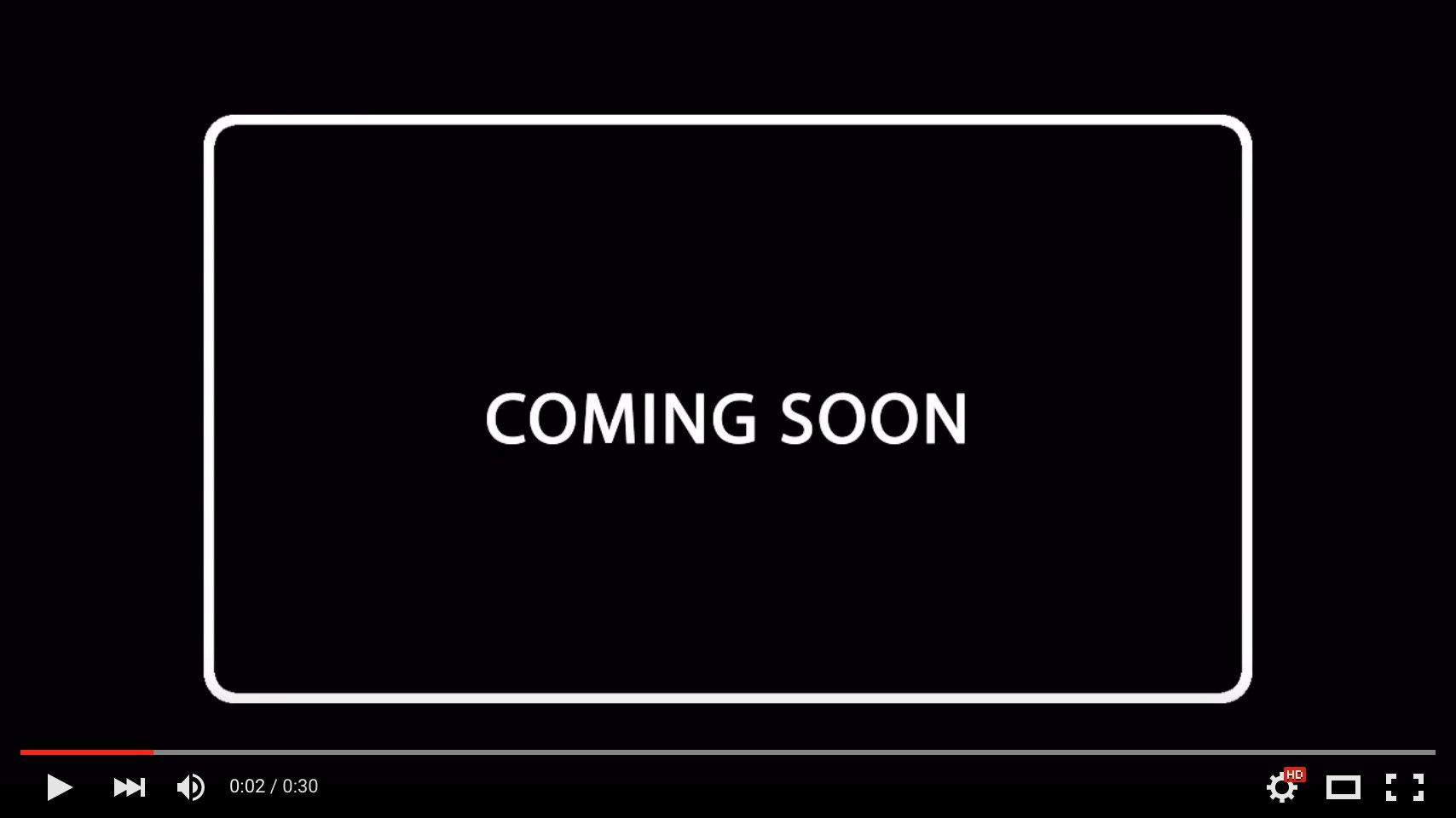 video-coming-soon